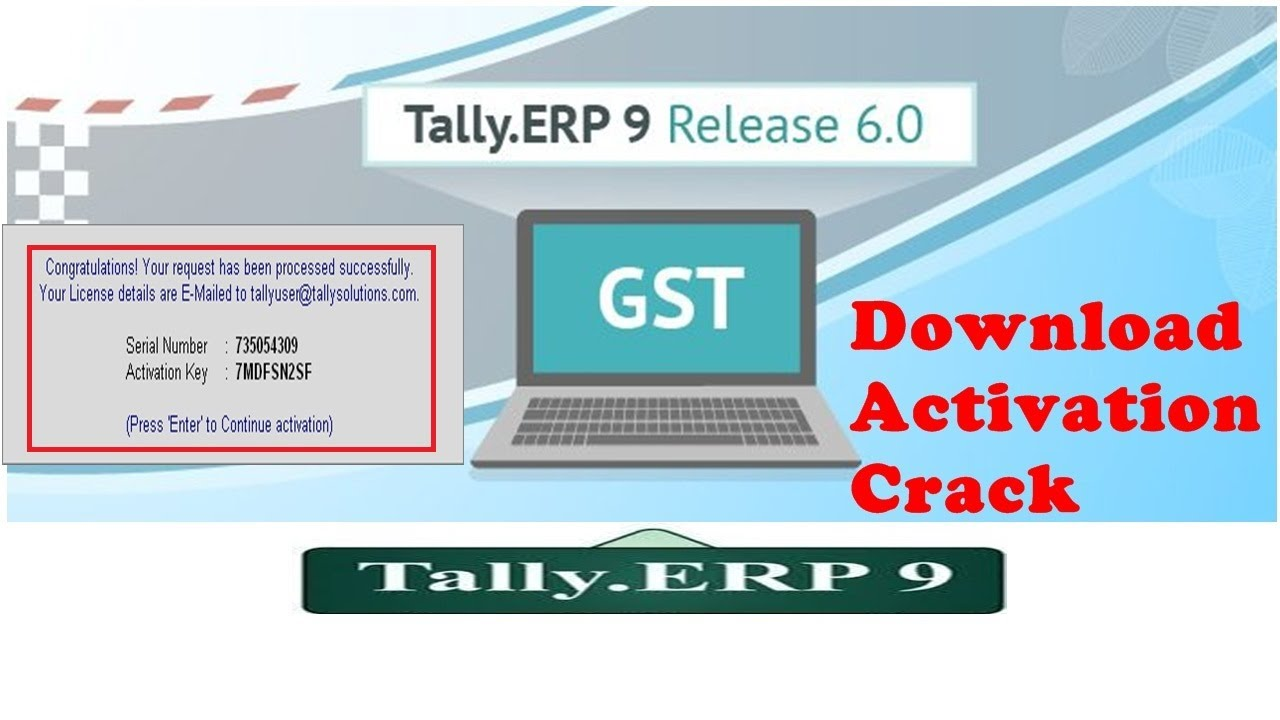 tally software crack