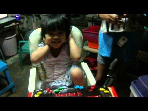 Julienne Marie Vallejo's 3rd Birthday :D