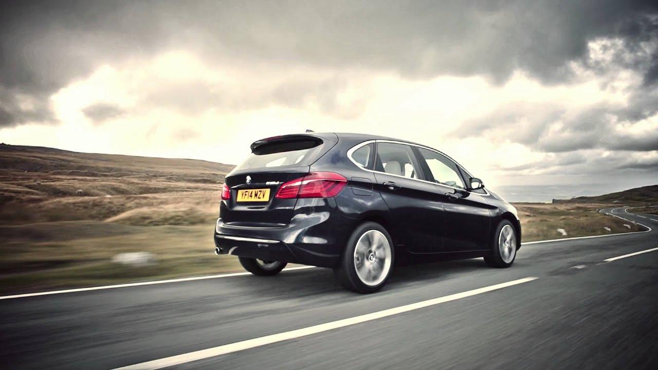 BMW 2er Active Tourer F45: 218d mit Luxury Line in ...