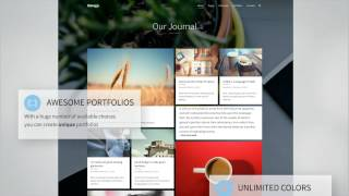 Omega Wordpress Theme Review & Demo | Multi-Purpose Responsive Bootstrap Theme | Omega Price & How to Install