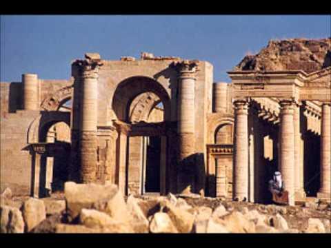 """Hatra """"La Ciudad del Culto a los Dioses"""