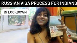 Most Expensive Visa Of My Life 🙄🇷🇺 | Roos Visa