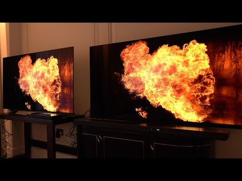 2017 v 2018 LG OLED and Super UHD: Is the upgrade worth it?