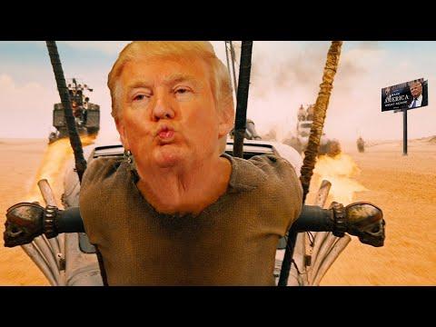 Mad Trump: Fury Road To Election Trailer - DONALD TRUMP PARODY TRAILER