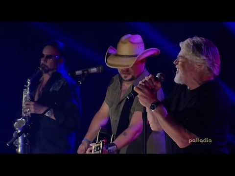Flashback: Bob Seger Performs 'Turn the Page' With Jason Aldean