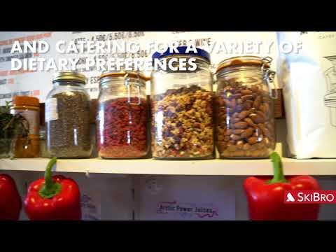 SkiBro's Amigos | Arctic Juice & Cafe