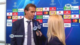 Julen Lopetegui: Real Madrid rompió