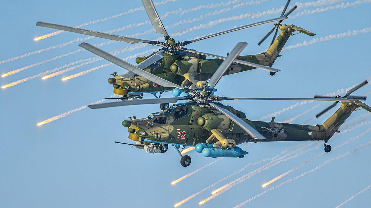 Танкисты ЗВО «уничтожения противника» при поддержке авиации