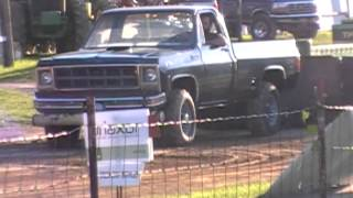 6500 Street stock gas truck pulls from the 2012 Switz City IN surrender the summer Pull