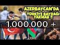 AZERBAYCAN'DA  TÜRKİYE BAYRAĞI YAKMAK ! (SOSYAL DENEY) ( SUMQAYIT SOSİAL EKSPERİMENT  )