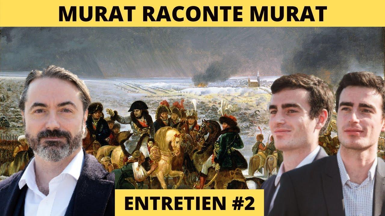 Download Murat raconté par Murat... Entretien avec son descendant : le Prince Joachim Murat