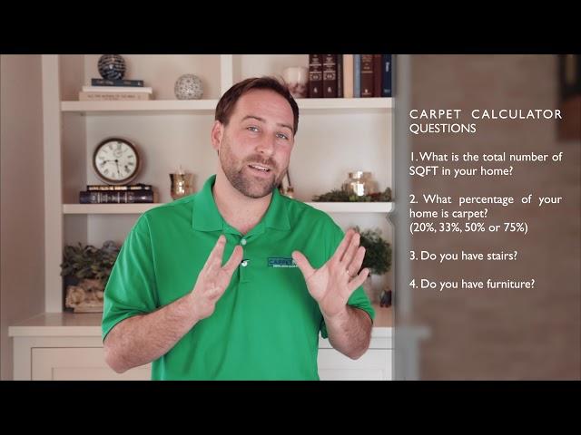 Carpet Calculator Explained