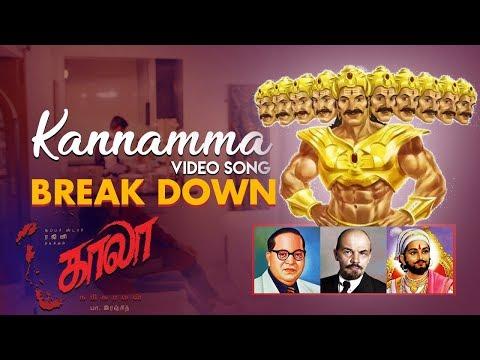 Kannamma Song Breakdown Review | Kaala (Tamil) | Rajinikanth | Pa Ranjith | Santhosh Narayanan
