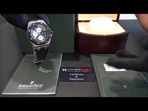 Audemars Piguet Royal Oak Offshore Rubber | WatchesGMT (English)