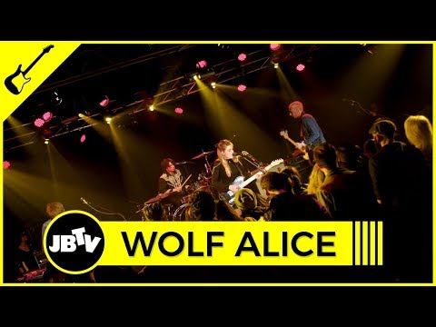 Wolf Alice - You're A Germ | Live @ JBTV