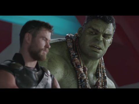 In Thor Ragnarok The Hulk Talks For The First Time