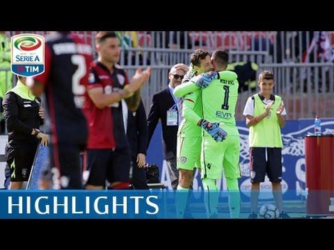 Cagliari - Chievo 4-0 - Highlights - Giornata 32 - Serie A TIM 2016/17