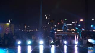 香港中國婦女會馮堯敬紀念中學(Hong Kong)|排舞比賽