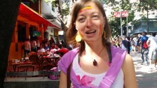 Turistas comparam Belo Horizonte a outras cidades do mundo