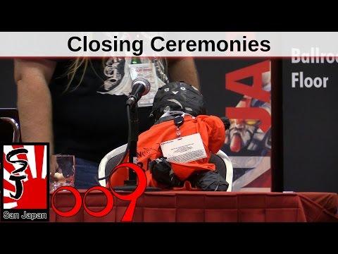 San Japan 009: Closing Ceremonies