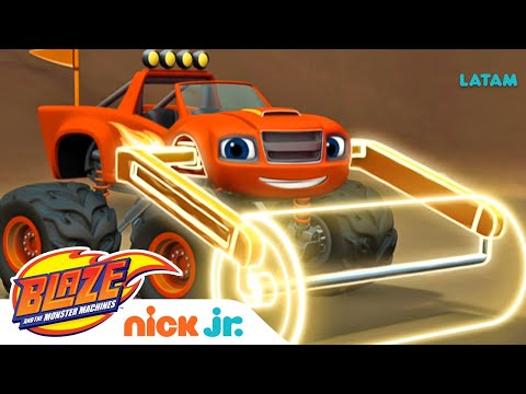 Clases Con Blaze 📚 | Blaze And The Monster Machines