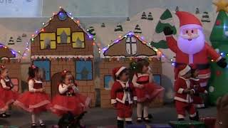 Realiza CDI UNISON festival navideño