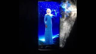 Вера Брежнева в рекламе Samsung Galaxy