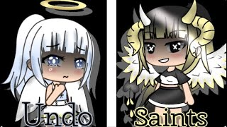 Undo//Saints//GLMV//1,000 SUB SPEACIAL