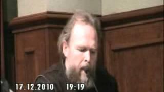 Discurso de Don Sergiy Prosandeev Parroco de Iglesia Ortodoxa de Valencia 2 de 2