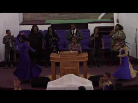 Jehovah Is Your Name - Ntokozo Mbambo, Performed By Sister Hall