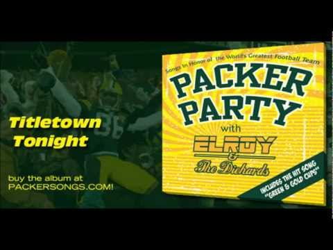 Packer Party CD: Titletown Tonight