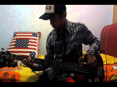 Bondan Prakoso and Fade 2 black - Stay On The Line Cover Qidalist Bass