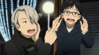 Yuri On Ice |EP 10|Congratulations ! ♥.♥