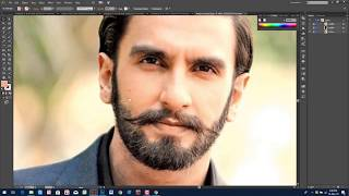 How To Design Face Illustration