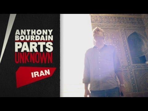Parts Unknown Iran Sneak Peek