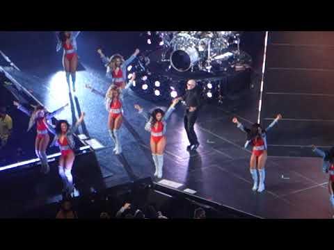 Pitbull-Timber (Live in Toronto 2017) HD
