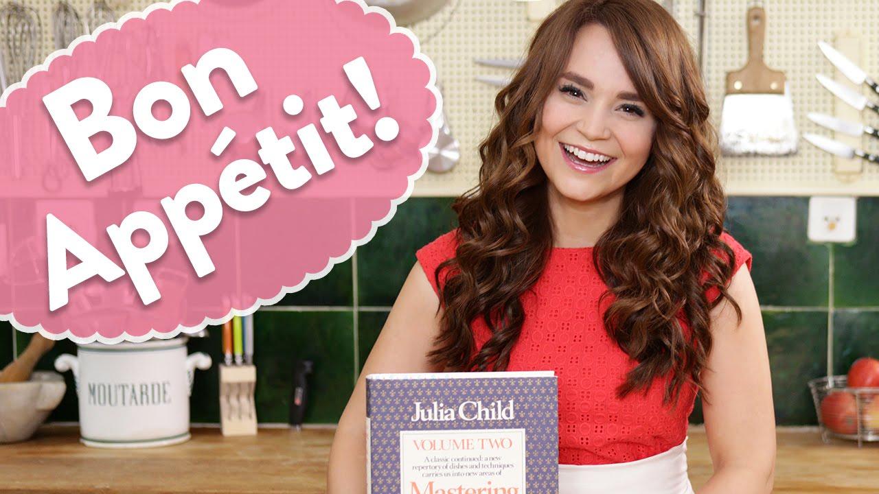 Dream Come True Cooking In Julia Child S Kitchen Youtube