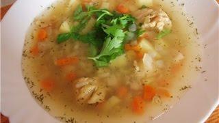 Улётный рыбный суп.Уха.