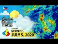 Public Weather Forecast Issued At 4:00 AM July 07, 2020