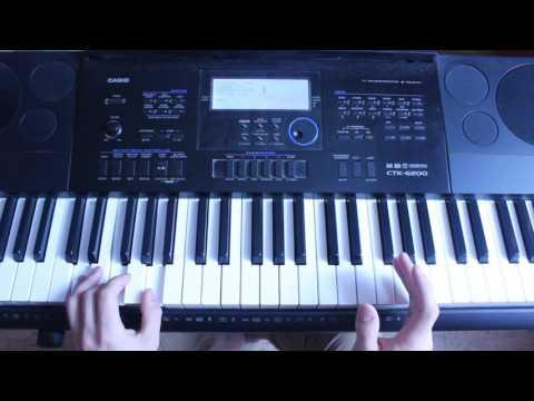 Пианино - видео уроки онлайн