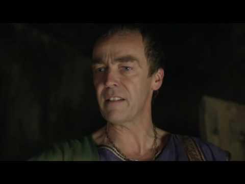 Download Spartacus: Blood and Sand- Batiatus funny scene