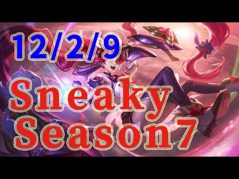 C9 Sneaky Jinx ADC vs Varus Patch 7.16