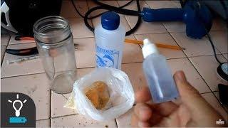 Como hacer flux casero - homemade flux