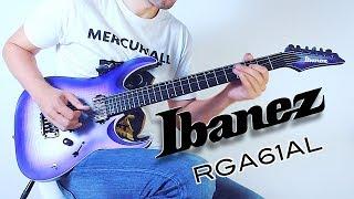 Ibanez RGA61AL Axion label || Tone Test