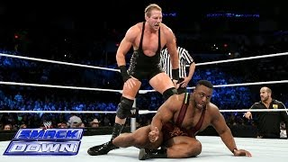 Big E Langston vs. Jack Swagger: SmackDown, Dec. 20, 2013