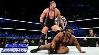 Big E Langston vs. Jack Swagger: SmackDown, Dec. 20, 2013