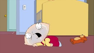 Stewie is Dead - try not to laugh challenge family guy funniest episodes #11
