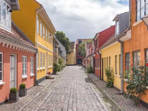 Odense in Denmark, get around, what to see and do, landmarks, tourist sites , hotels,