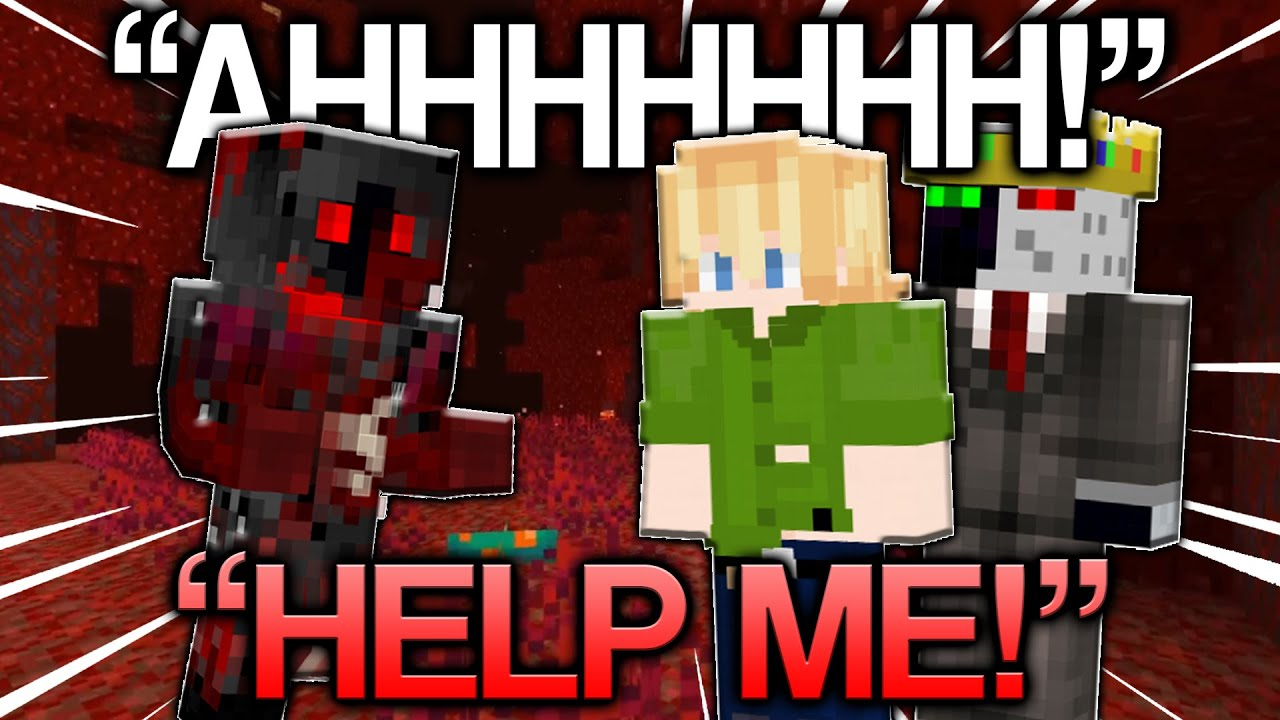 Tubbo And Ranboo Play A SCARY Minecraft HORROR Map!