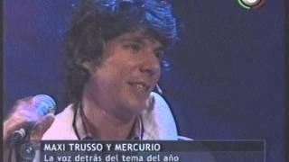 Maxi Trusso en Diario de Medianoche